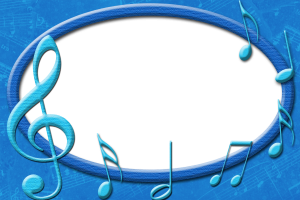 Перелагаем вам скачать это музыкальное синее буйство и вставить фото в рамку. Особенно будет клево, если на снимке кто-то пляшет или поет. Фоторамки для фотографий. Бесплатные рамки онлайн 173