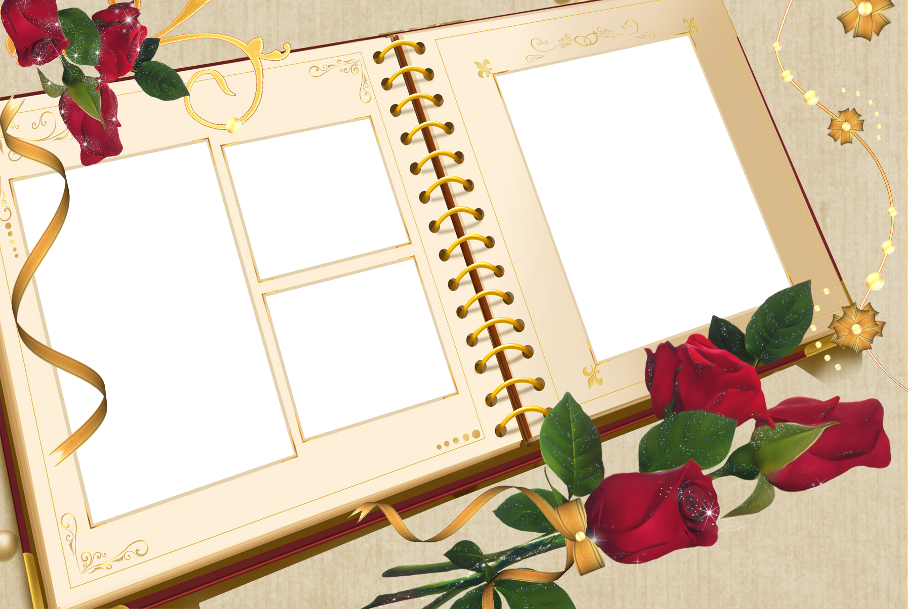 Шаблоны рамки к открытке с фотографией