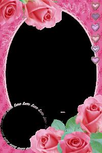 Красавицы розовые бутоны роз и сердца отлично сбалансированы и станут лучшим оформлением вашей свадебной фотографии или кадров с одного из первых свиданий. Скачивайте бесплатно рамки для фотошоп и ваши снимки будут в восхитительном окружении самых оригинальных дизайнерских решений.