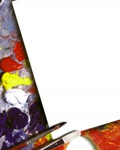 Красивые рамочки фотошоп разных форм, цветов и размеров 109