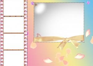 Красивые рамочки фотошоп разных форм, цветов и размеров 114