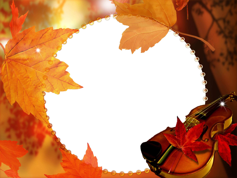 Открытки шаблон осень