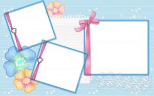 Самые волшебные бесплатные рамочки для фотошоп без регистрации 172