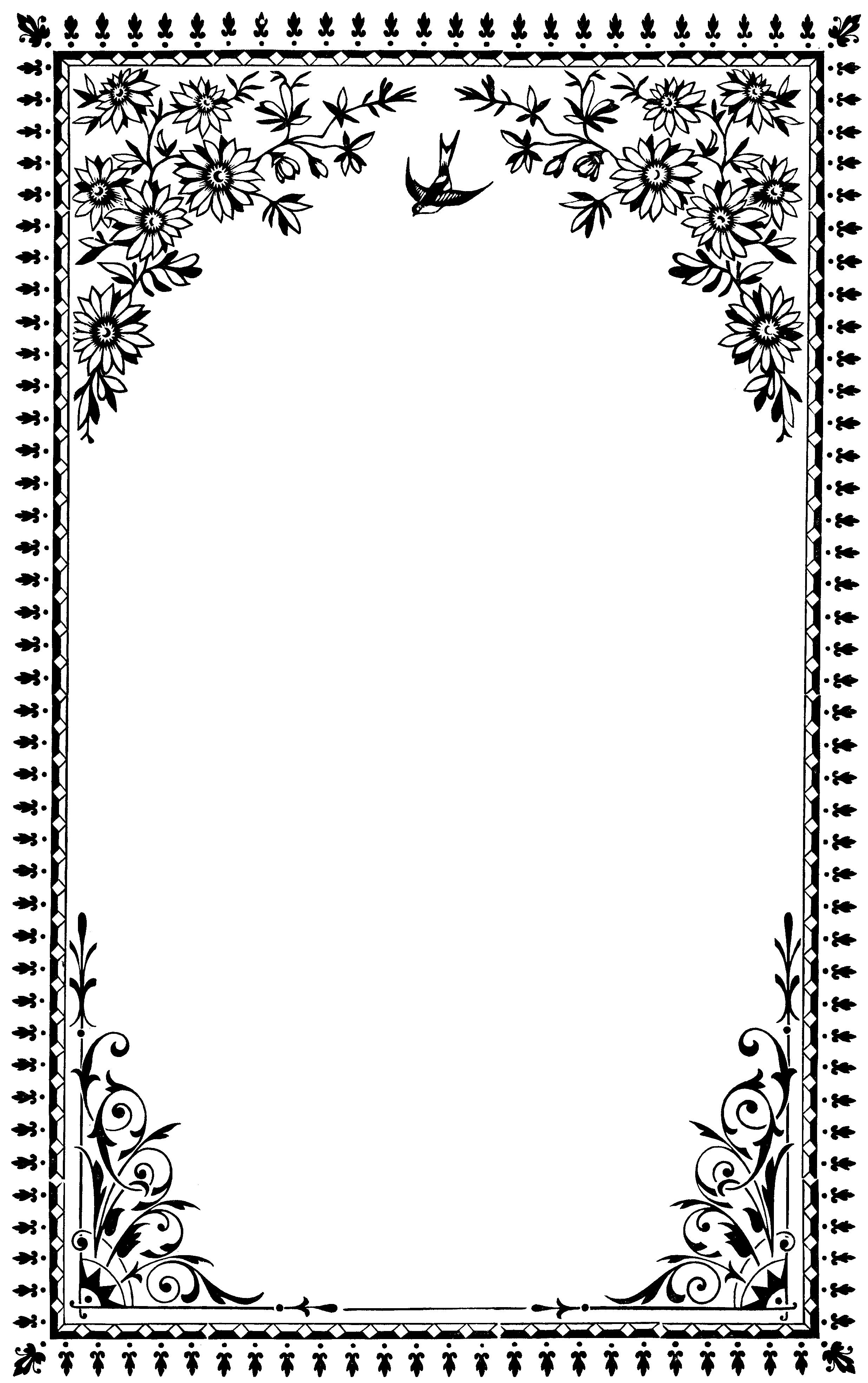 Годовшиной свадьбы, картинки окантовка страницы