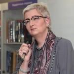 Фотография с презентации новой книги Татьяны Устиновой в Новом книжном