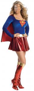 Женские шаблоны и костюмы для фотошопа - 10. Девушка супер героиня. В каждой представительнице прекрасного пола живет супермен. Облачитесь в наряд женщины-спасительницы мира…