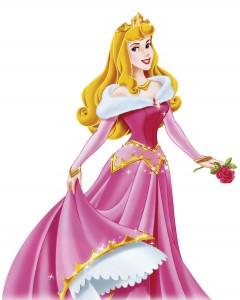 Клипарт принцесса Дисней