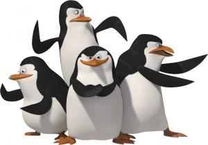Клипарт пингвины
