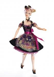 Клипарт кукла барби