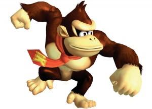 Клипарт горилла