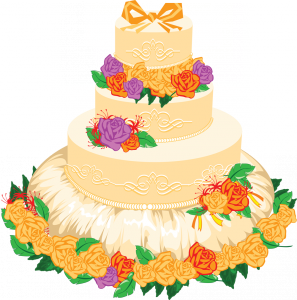клипарт торт