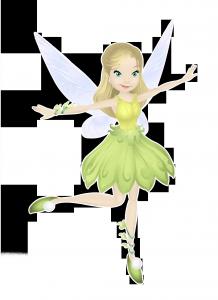 бесплатный клипарт фея