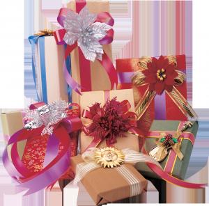 Клипарт подарки.  Красочно оформленные... </div> <a href=