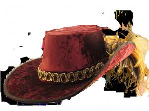 старинная шляпа