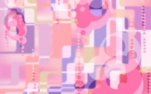 Фон для фотошопа - 40. Абстракция в розовом цвете.
