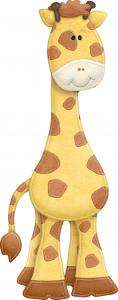 Клипарт жираф