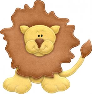 Клипарт лев