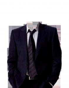 Мужские шаблоны и костюмы для фотошопа - 144. Элегантная небрежность в одежде производит неизгладимое впечатление на девушек