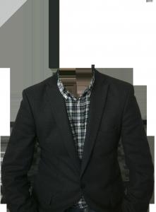 Мужские шаблоны и костюмы для фотошопа - 166. Веселому студенту все нипочем.
