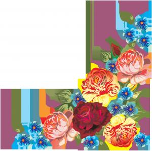 цветочный уголок