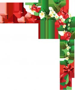 Сплетение из роз, осыпающее нежные лепестки