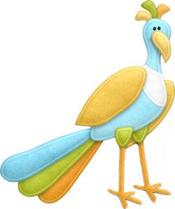 Клипарт птица