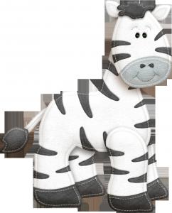 Клипарт зебра