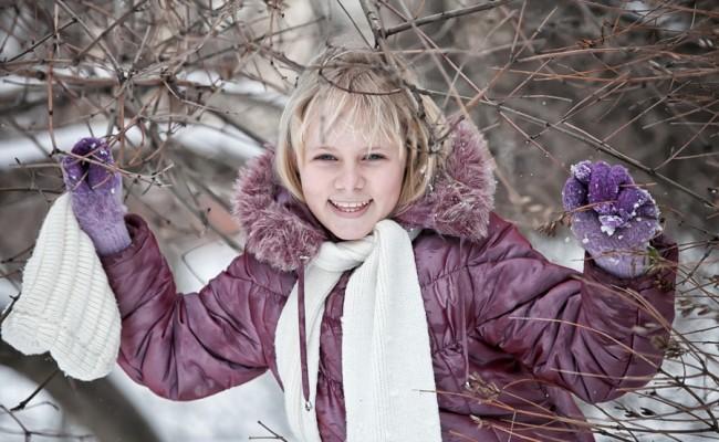 Детская фотосъёмка