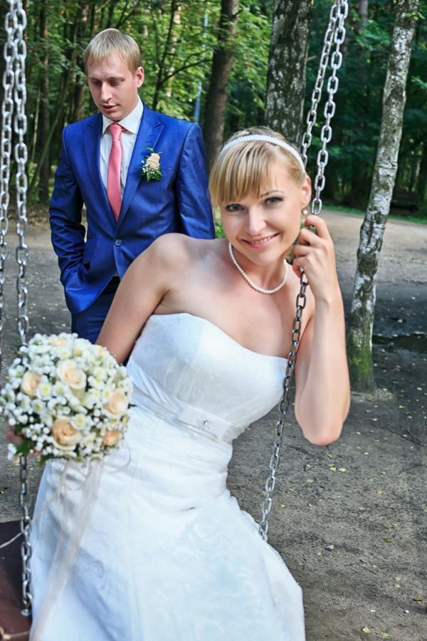 Свадебная фотосъёмка для Кати и Саши