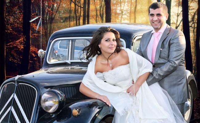 Свадебная фотосъёмка Вовы и Зои