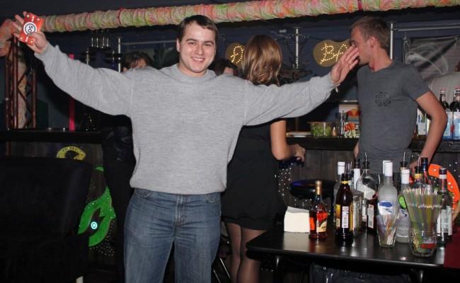 Организатор клуба Алексей